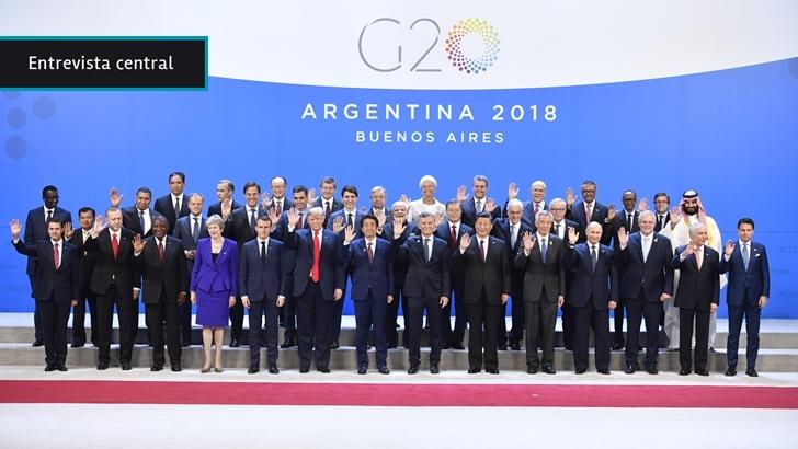 Politólogo argentino Sergio Berensztein sobre el G20: Se destaca que hubo un documento de consenso, pero sigue habiendo una «crisis del multilateralismo»