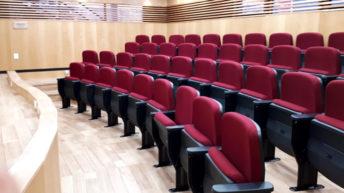 Nuevo edificio para investigadores y cursos de posgrados de la Facultad de Ciencias Económicas y Administración (Udelar)