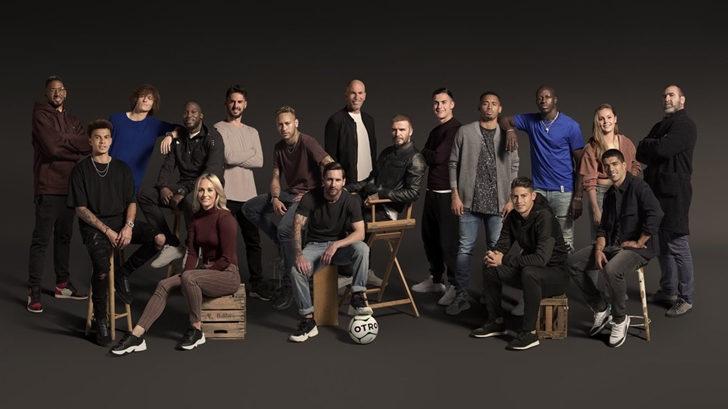 ¿Qué es OTRO, la plataforma de futbolistas en la que participa Luis Suárez?