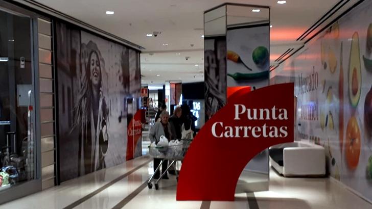 Punta Carretas Shopping presenta la mayor ampliación desde su apertura con logo renovado