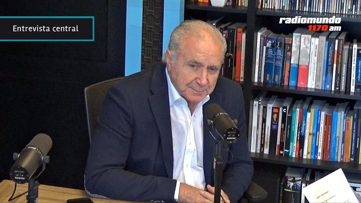 """Ricardo Pascale: """"Tiene que haber un consenso claro"""" sobre el rumbo del país y Uruguay no lo tiene; potenciar la """"economía del conocimiento"""" podría dárselo"""
