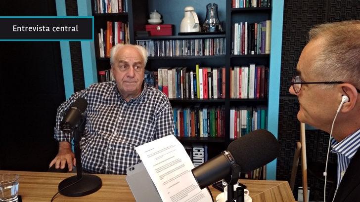 Víctor Rossi: Ex astillero Maffoni en Carmelo «era un cementerio» que «utilizaba fundamentalmente el cauce del arroyo» e «insistía en una situación irregular»
