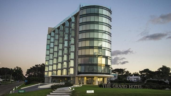 <em>The Grand Hotel</em> Punta del Este gana certificado de excelencia de <em>TripAdvisor</em>