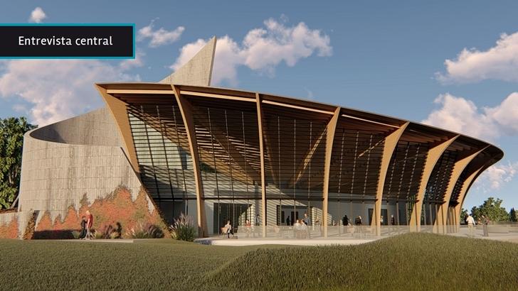 Museo de Arte Latinoamericano: Pablo Atchugarry y Carlos Ott trabajan en un nuevo ícono artístico y arquitectónico para Uruguay