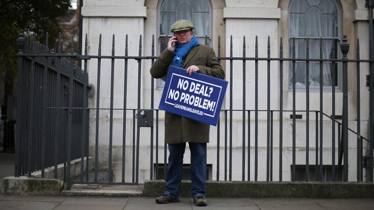 A semanas de la fecha límite, el <em>Brexit</em> continúa en «una gran incertidumbre»