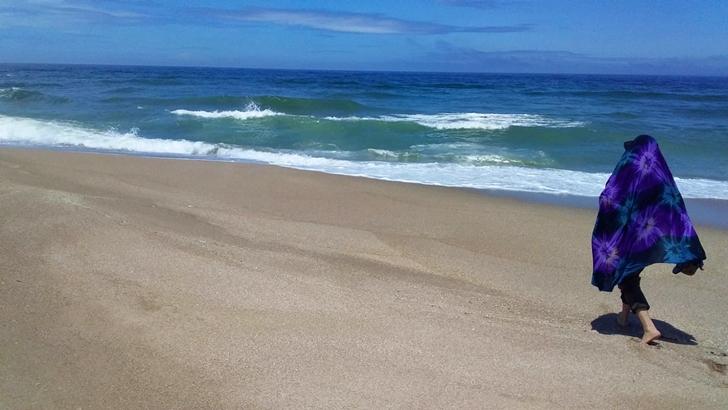 <em>Camino del ticholo</em>, décima parte: La Esmeralda, Punta del Diablo y Playa Grande