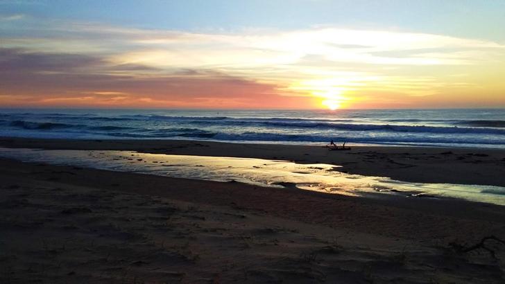 <em>Camino del ticholo</em>, sexta parte: De La Pedrera a Cabo Polonio bajo tormenta