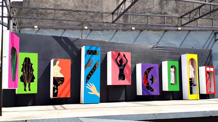 Los ojos de Rosario: Exposición <em>El Carnaval y sus artes</em>, por mujeres privadas de libertad