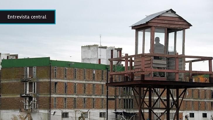 """Cárceles uruguayas bajo la lupa de ONU: Para Juan Miguel Petit, se ha """"mejorado muchas cosas"""", pero se """"está muy lejos de tener un sistema que baje la violencia"""""""