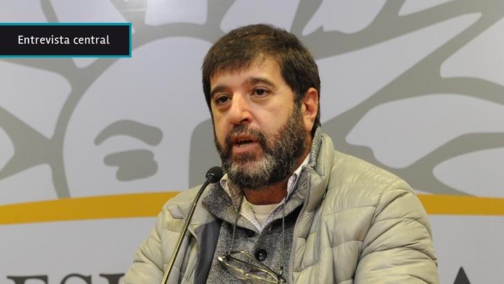 """Fernando Pereira: """"Si la sociedad no nos entiende, de ninguna manera va a apoyar los conflictos"""" y """"podemos perder el gran conflicto, que es el intento de una sociedad más igualitaria"""""""