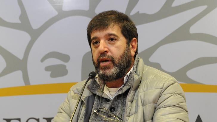 Fernando Pereira: «Si se respetan los derechos de los trabajadores, el movimiento sindical no va a ser una piedra en el zapato para que nadie gobierne»
