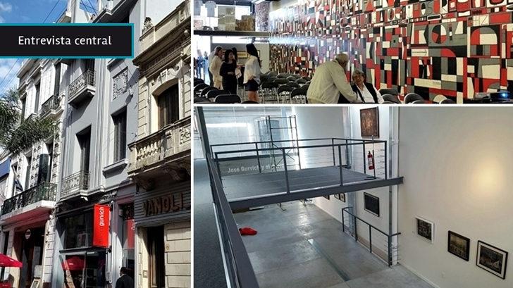 """Martín Gurvich: «Siempre tuvimos claro que si el Estado no lo apoyaba, el proyecto Museo Gurvich no iba a perdurar en el tiempo"""""""