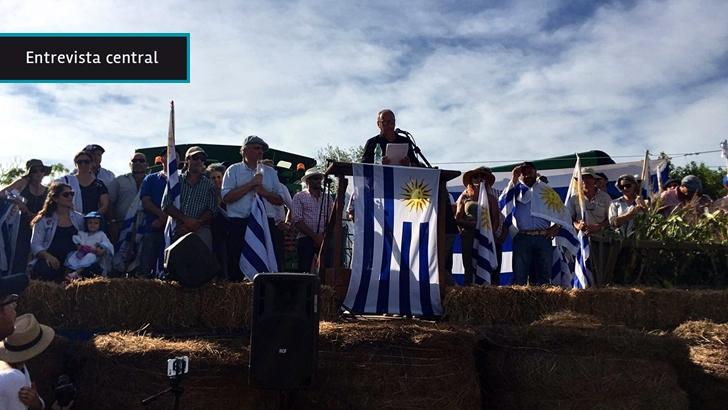 """Vocero de Un Solo Uruguay dice que medidas del Gobierno para el agro fueron """"para la tribuna"""": """"Somos un país caro, entonces no podemos competir"""""""
