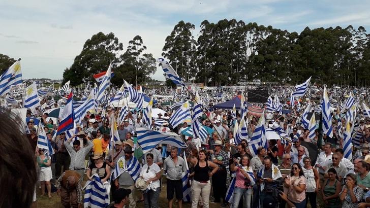 Proclama de Un Solo Uruguay «manifiesta una serie de puntos importantísimos, pero son obvios, ya se deberían estar haciendo, son cosas que se hacen mal desde hace mucho»