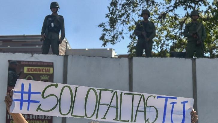 """Venezuela: """"La posibilidad de un diálogo ahora no está sobre la mesa"""""""