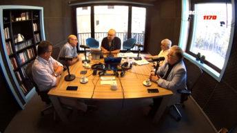 Larrañaga propuso al PIT-CNT un pacto nacional por el empleo