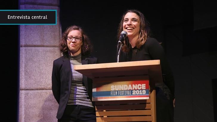 """Lucía Garibaldi espera que """"se abran puertas"""" tras conquistar el primer Sundance uruguayo con <em>Los Tiburones</em>: """"Lo que más quiero es poder seguir filmando"""""""
