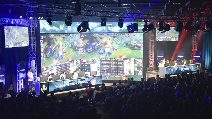 Telefónica y Riot Games crean la primera liga oficial de <em>esports</em> de Uruguay
