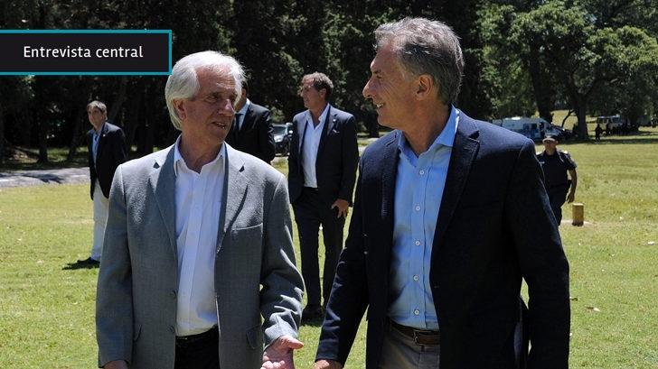 Embajador Mario Barletta: Parecía que «Argentina estaba en una posición totalmente diferente de Uruguay» sobre la crisis de Venezuela; «lo importante es trabajar puntos en común»