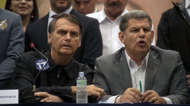 Primera crisis de Bolsonaro: Destituyó al secretario general de la Presidencia por denuncias de corrupción