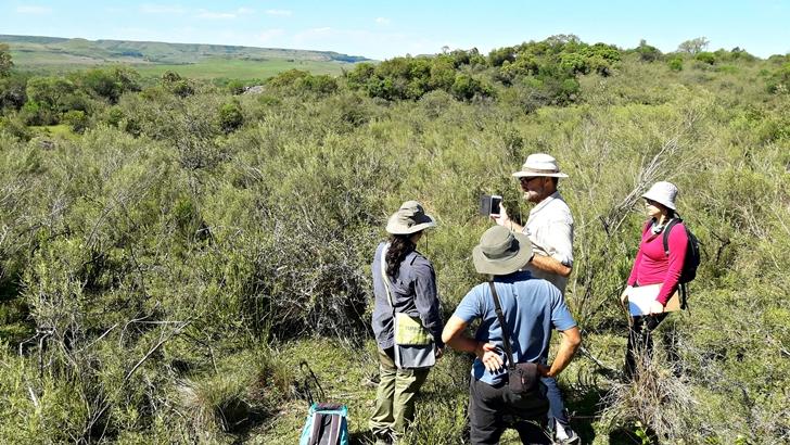 <em>Conexión Interior</em>: Conservación de biodiversidad en tierras privadas