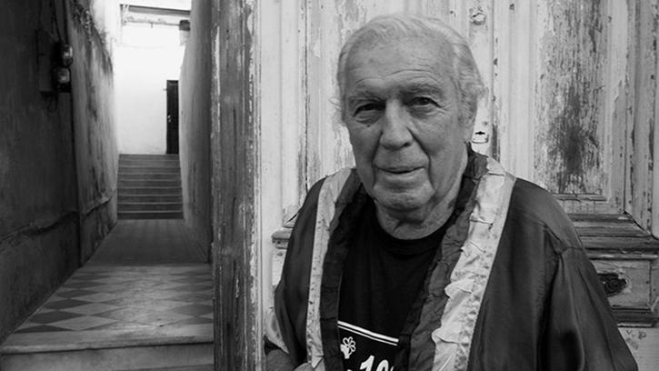 Muestra de fotos de Aldo Novick sobre Carlos Páez Vilaró