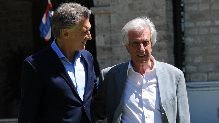 ¿Cómo están las relaciones comerciales de Uruguay con Argentina?