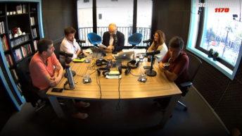 Manini Ríos instala debate sobre la incursión de militares en política