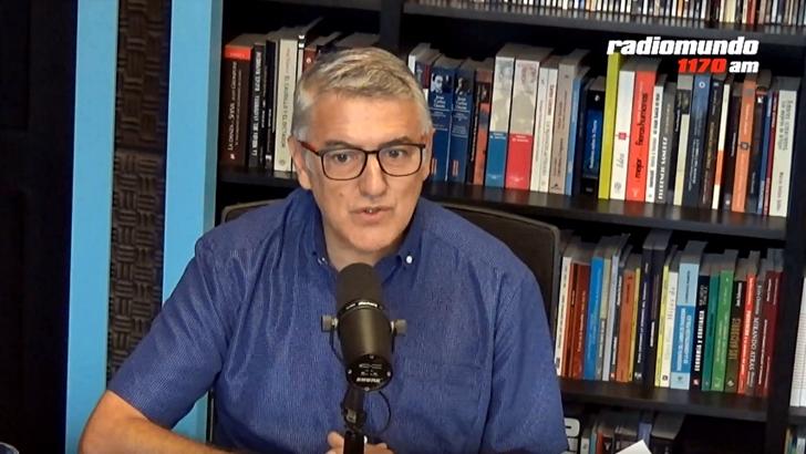 «Cortar con el camino de la ruta criminal»: Robert Parrado profundiza en las 50 medidas en seguridad pública que presentó el Partido de la Gente