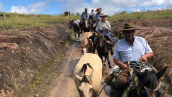 <em>Conexión Interior</em>: Un viaje a caballo a la Patria Gaucha