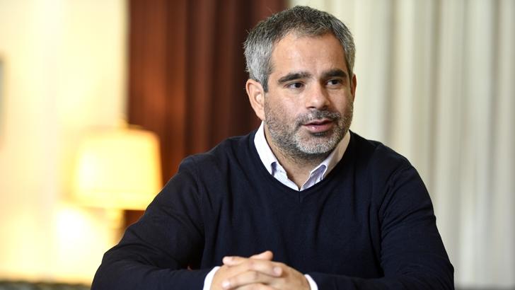 Curutchet perdió el respaldo de su sector y del gabinete departamental; Di Candia se consolida como sucesor de Martínez en la IM