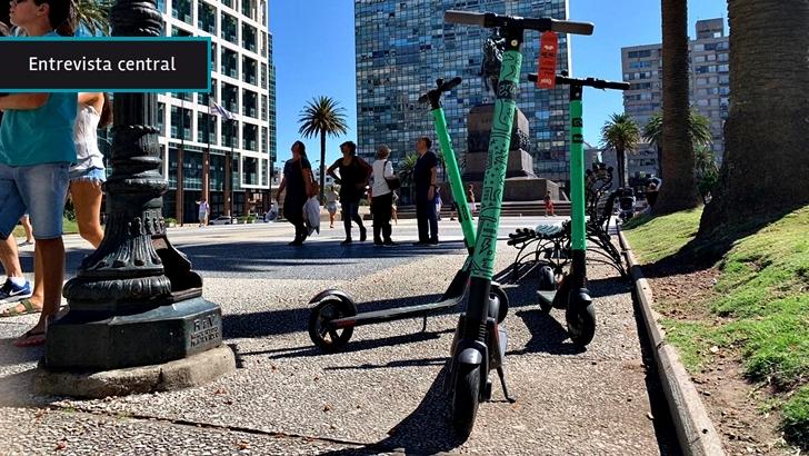 Bicicletas y monopatines eléctricos: Impulsarán regulación de lugares de circulación y estacionamiento, velocidad, contratación de seguro, elementos de seguridad y edad