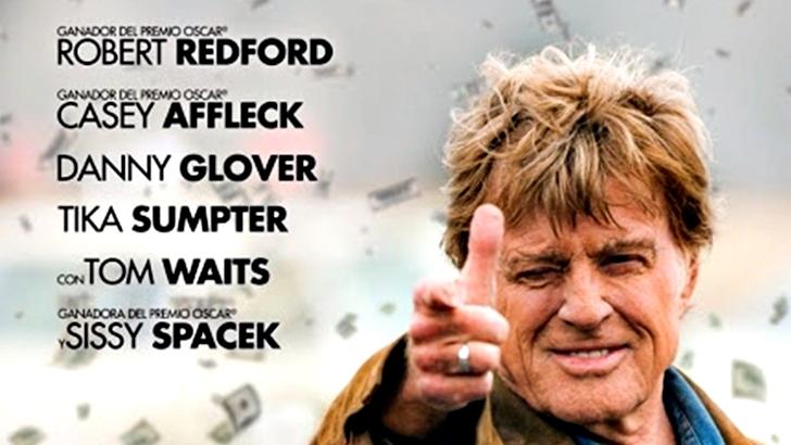 Se estrenan la última película de Robert Redford y la nueva serie de Ricky Gervais
