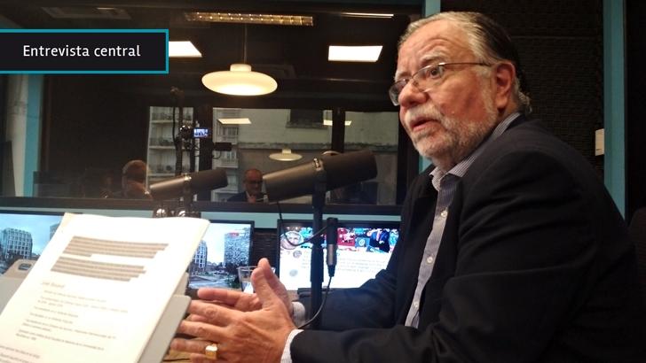 """Bayardi: Manini Ríos puede ser sancionado por no informar a Defensa declaraciones de Gavazzo en tribunal militar, pero """"le estaría vedando la posibilidad de hacer campaña electoral"""""""