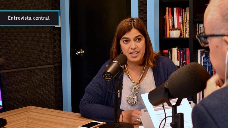 """Mariana Pomiés (Cifra): """"Somos iguales al resto del mundo en el cambio en la intención de voto""""; """"no somos inmunes a que pueda venir alguien de afuera del sistema de partidos"""""""