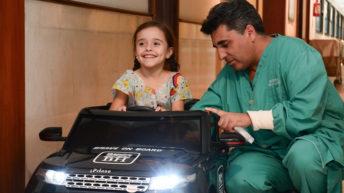 Hospital Británico vuelve a innovar: <em/>A operarse en autito</em>