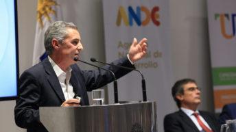 Agencia Nacional de Desarrollo realiza su rendición de cuentas 2016-2018