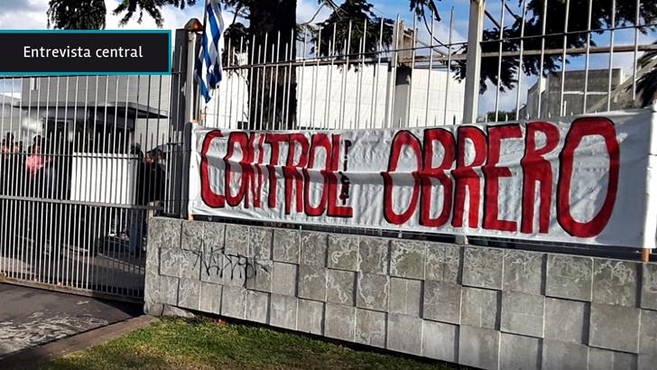 Abogado laboralista Juan Raso: Después del «control obrero» en MontevideoGas «queda un desafío para el movimiento sindical, cómo autorregular la huelga»