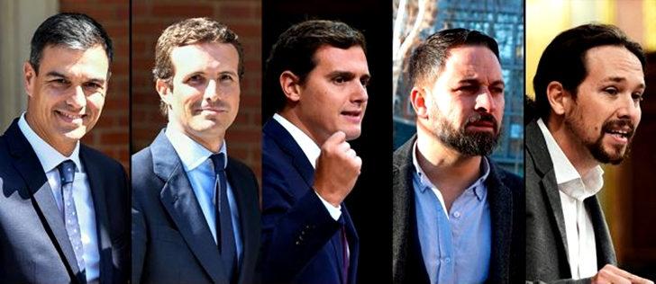 España vive dura campaña hacia elecciones legislativas: ¿Qué está en juego? ¿Qué papel tendrá el partido de extrema derecha Vox?
