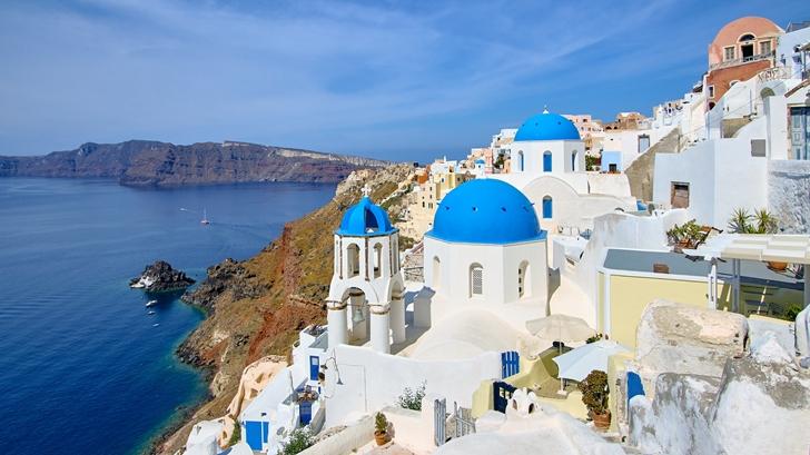 Viajemos Juntos: Atenas y las islas griegas