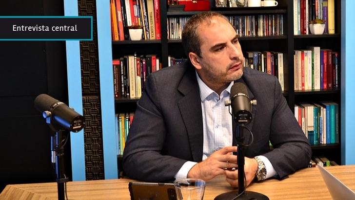 Pablo Ferreri: «Es una falacia» que Astori esté en retirada, pero el Frente Líber Seregni es «algo más» que el ministro de Economía y «siempre ha sido así»