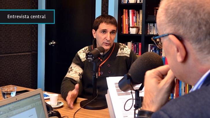 """Carlos Iafigliola mantiene precandidatura en el PN para consolidar grupo """"social-cristiano""""; tendrá lista propia al Senado, Diputados y Juntas de los 19 departamentos"""