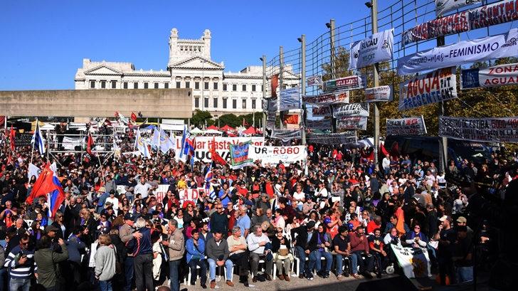 Richard Read: El discurso del PIT-CNT el 1º de mayo «estuvo lejísimo del sentir de los trabajadores»