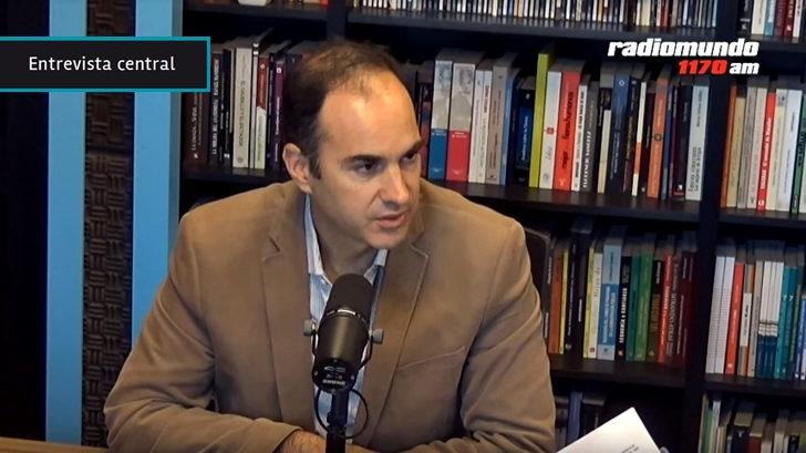 Guillermo Tolosa (Ceres) propone medidas para reactivar economía sin aumentar déficit: Uruguay tuvo «prudencia en construir colchones», pero confianza de mercados «se acabó»