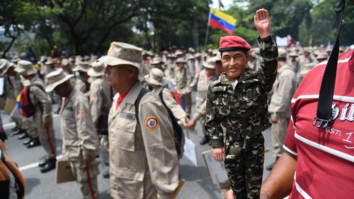 Intervención militar de EEUU en Venezuela es «posible, de ser necesaria», dice secretario de Estado Mike Pompeo