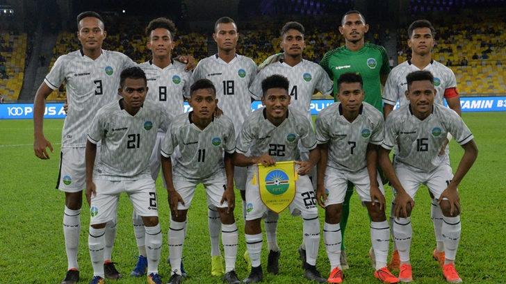 La historia de Timor Oriental y otros eliminados del Mundial (T05P90)
