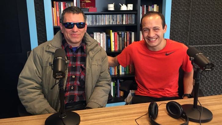 Qué es el goalball, con Ernesto Mattos y Manuel Franco (T05P92)