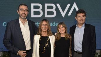 Banco <em/>BBVA</em> presentó en Uruguay su nueva identidad de marca