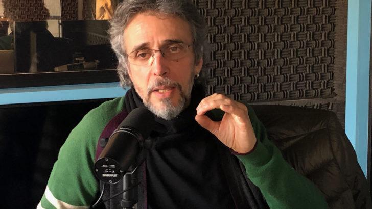 Entrevista con el cantante brasileño Vitor Ramil (La Canoa T02P56)