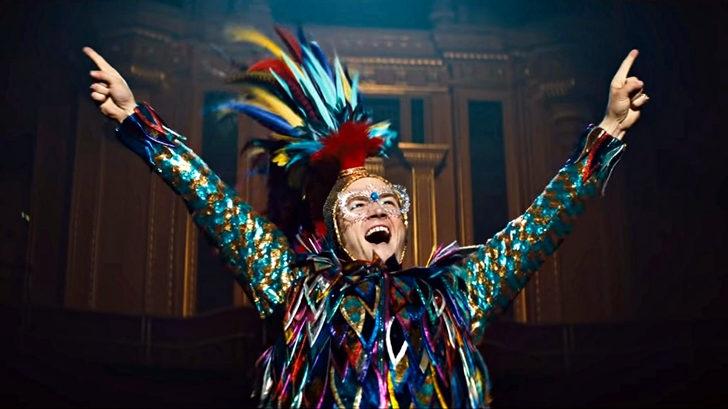 Eduardo Rivero reseña <em>Rocketman</em>, película biográfica de Elton John